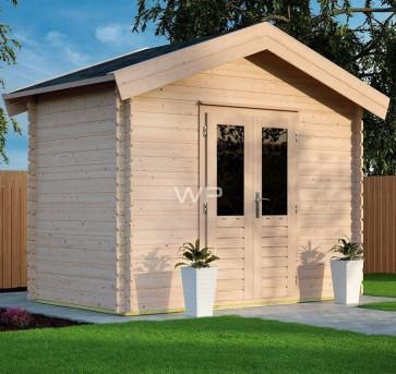 Woodpro blokhut 25160