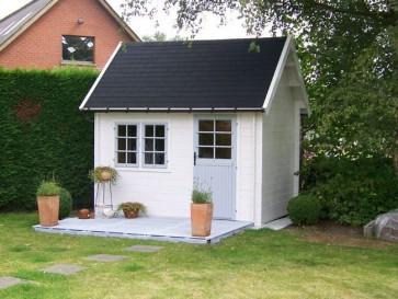 Moderne blokhut cottage Hermione