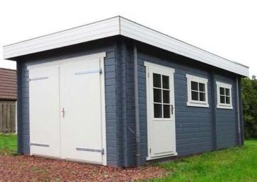 Interflex houten garage 3755