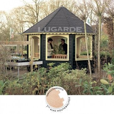 Tuinhuis prieel Lugarde Prima Chantal P894