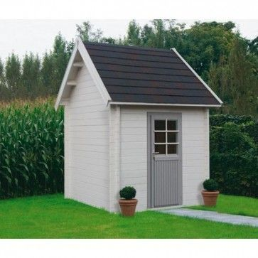 Moderne blokhut Silvia Cottage