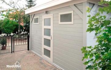 Tuinhuis met plat dak Aalburg kopen