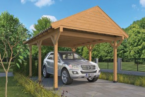 carport Workum Tuindeco