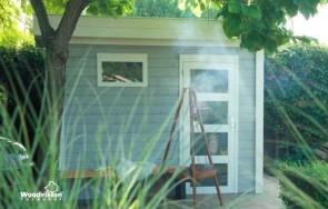 Tuinhuis met plat dak Bern kopen