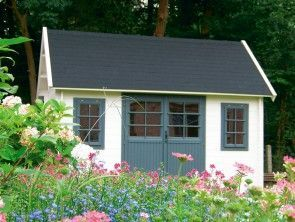 Moderne blokhut cottage Alice