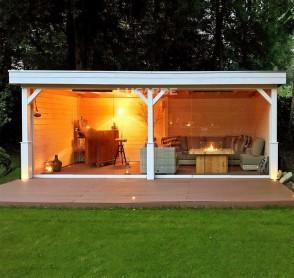 Lugarde veranda vv12