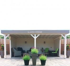 Lugarde veranda vv15