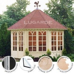 Blokhut Lugarde Prima Grand Lady P895