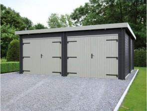 Blokhut garage Tara Biancasa
