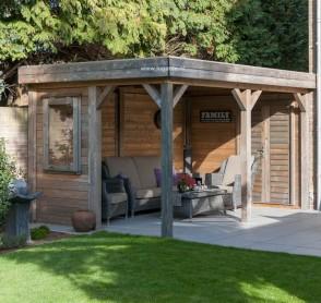 Lugarde veranda vv10