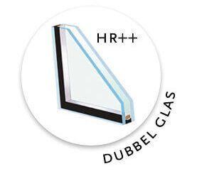 HR++dubbelglas