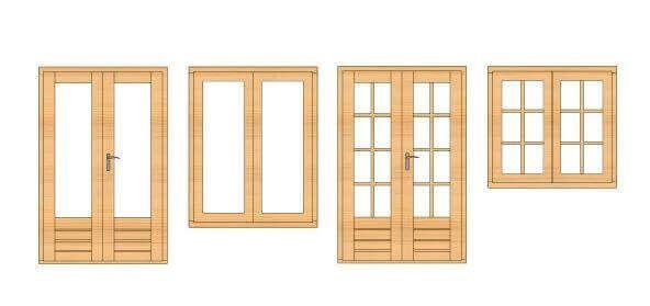 Deuren en ramen