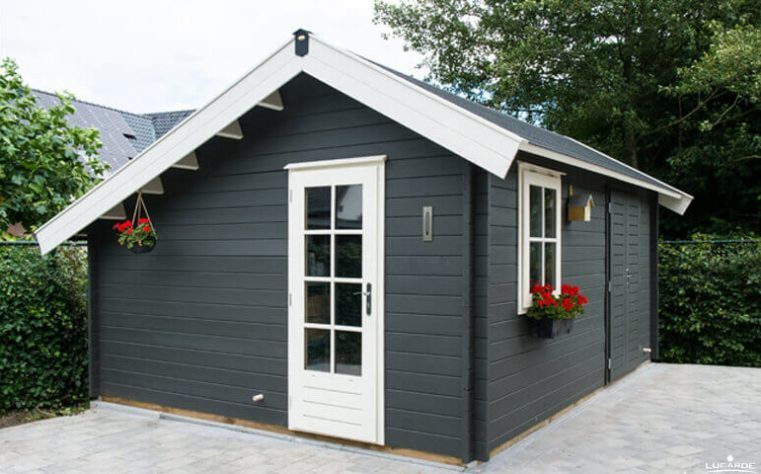 Asymmetrisch dak