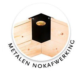 Metalen nokafwerking 2